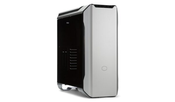 "CARCASA COOLER MASTER Middle-Tower E-ATX, MasterCase SL600M, w/ controller, tempered glass, 2* 200mm fan (incluse), I/O panel, black & silver ""MCM-SL600M-SGNN-S00"""