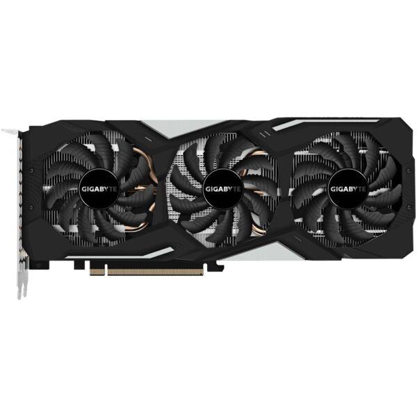 "PLACA VIDEO GIGABYTE NVIDIA GeForce GTX 1660 Ti Gaming OC 6G, 6 GB GDDR6 192 biti, PCI Express 3.0 x 16, HDMI, Display Port x 3, sistem racire aer activ, ""N166TGAMING OC-6GD"""