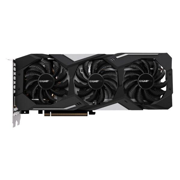 "PLACA VIDEO GIGABYTE NVIDIA GeForce RTX 2060 Gaming OC PRO 6G, 6 GB GDDR6 192 biti, PCI Express 3.0 x 16, HDMI, Display Port x 3, sistem racire aer activ, ""N2060GAMINGOC PRO"""