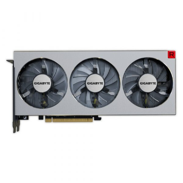 "Placa video Gigabyte RADEON VII HBM2 16G, RADEON VII 16G, PCI, Express 3.0, 16GB HBM2, 4096-bit, 1x HDMI 2.0b, 3x Display Port 1.4. ""RVEGA20-16GD-B"""