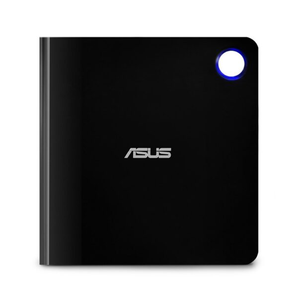 "Unitate optica Asus, BLU-RAY, 6x, SBW-06D5H-U/BLK/G, extern, USB 3.1 GEN 1, negru, retail. ""SBW-06D5H-U/BLK/G"""
