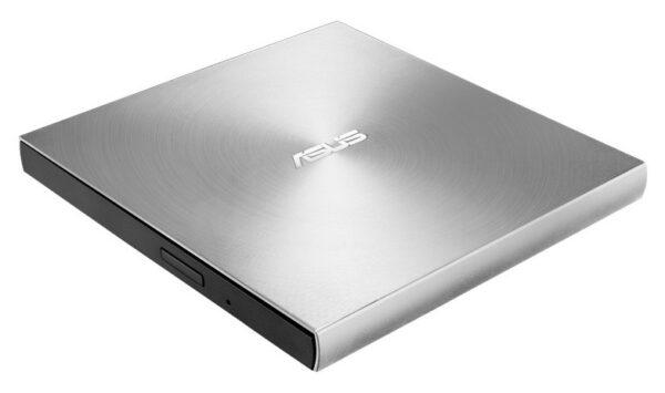 """DVD-RW extern, ASUS, interfata USB 2.0, argintiu, """"SDRW-08U7M-U/SIL/G"""""""