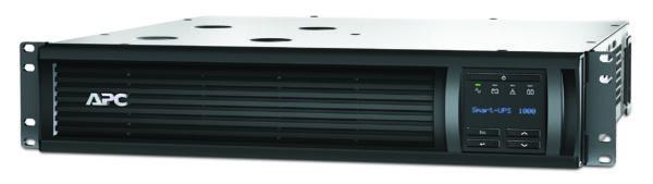 "UPS APC, ""Smart-UPS SMT"", Line Int. cu sinusoida pura cu management, rack, 1000VA / 700W, AVR, IEC x 4, 1 x baterie APCRBC132, display LCD, back-up 31 – 40 min., ""SMT1000RMI2UC"", SP prelungire garantie (WBEXTWAR1YR-SP-03/WBEXTWAR3YR-SP-03),"