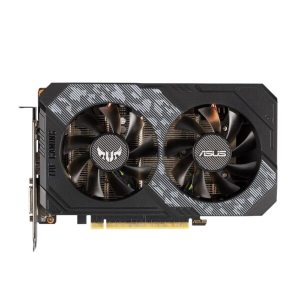 "Placa video Asus NVIDIA UF-RTX2060-O6G, Graphics engine: NVIDIA GeForce RTX 2060 O6G, PCI Express 3.0, GDDR6 6GB, 192 bit, 2x HDMI, 1x Display Port, 1x DVI, HDCP Support: Yes 2.2. ""TUF-RTX2060-O6G"""