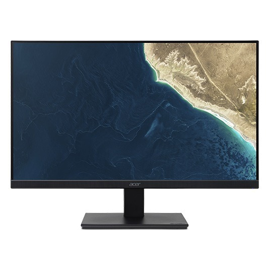 "MONITOR ACER 23.8″, gaming, IPS, Full HD, 1920 x 1080, 75 Hz, Wide, 250 cd/mp, 4 ms, VGA, HDMI, boxe incorporate, ""V247Ybi"" ""UM.QV7EE.001"""