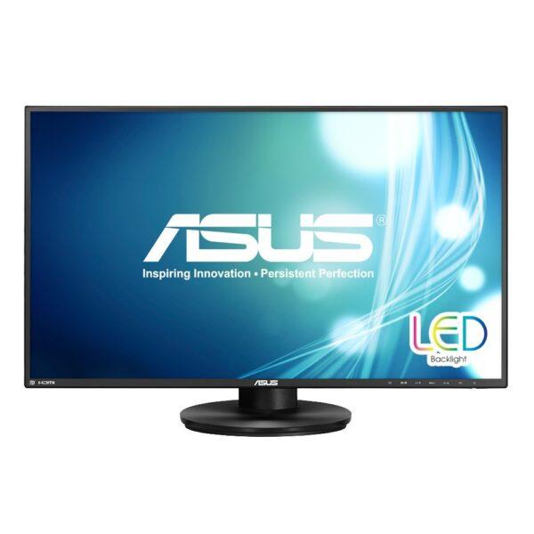 "MONITOR ASUS 27″, home, office, VA, Full HD (1920 x 1080), Wide, 300 cd/mp, 5 ms, VGA, HDMI, DisplayPort, ""VN279QLB"" (include TV 5 lei)"