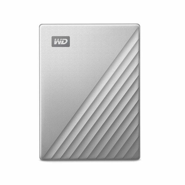 "HDD extern WD, My Passport Ultra, 1TB, 2.5″ USB 3.0, Argintiu ""WDBC3C0010BSL-WESN"""