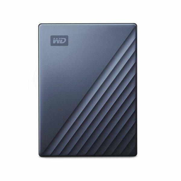 """HDD extern WD, My Passport Ultra, 2TB, 2.5″ USB 3.0, Albastru """"WDBC3C0020BBL-WESN"""""""