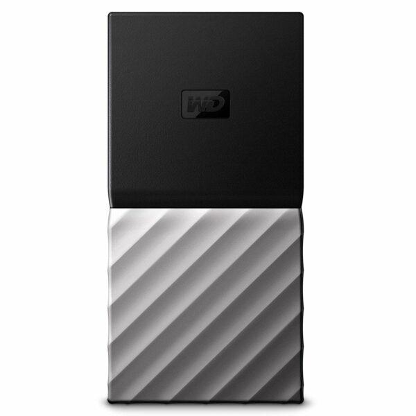 "SSD extern WD, My Passport, 2TB, 2.5″, USB 3.1, Read speed: up to 540MB/s ""WDBKVX0020PSL-WESN"""