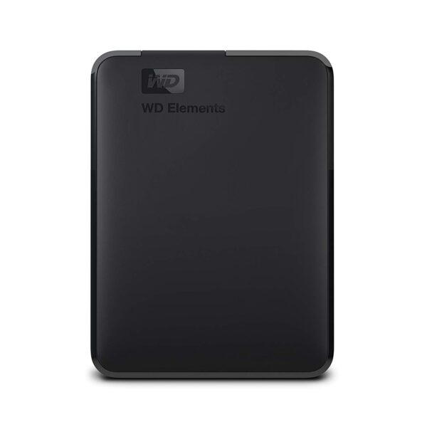 """HDD extern WD, 500GB, Elements Portable, 2.5″, USB3.0, negru """"WDBUZG5000ABK-WESN"""""""