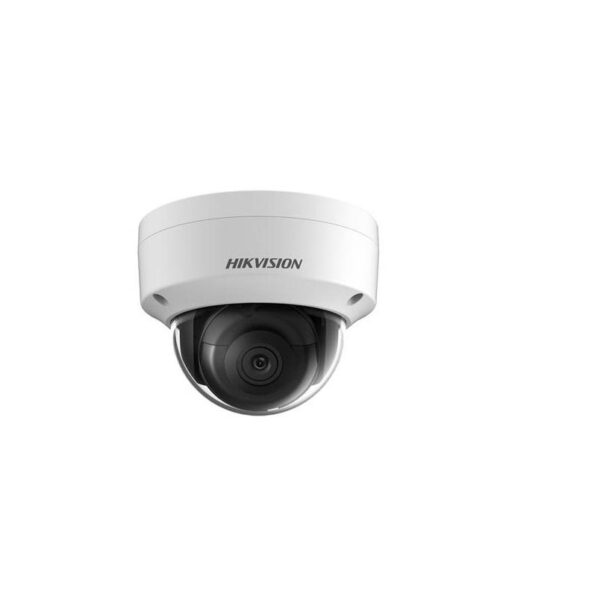 """Camera supraveghere Hikvision IP Dome DS-2CD2125FWD(2.8mm); 2MP; 1/2.8″Progressive Scan CMOS; H.265+/H.265/H.264+/H.264/MJPEG; Powered by Dark fighter technology; Color:0.005 lux @(F1.2, AGC ON), 0 lux withIR; """"DS-2CD2125FWD-I2.8"""""""
