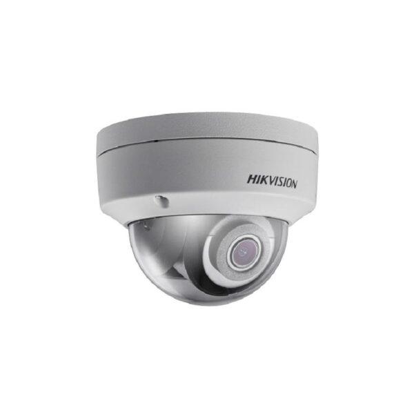 "Camera de supraveghere Hikvision IP Dome, DS-2CD2143G0-I(2.8mm); 4MP; Fixed lens: 2.8mm; Indoor camera; 1/3″ Progressive Scan CMOS; H.265 +/H.265/H.264+/H.264/MJPEG; 3 VCA functions; 3 streams; 3D DNR; ICR; EXIR 2.0 ""DS-2CD2143G0-I 2.8"""
