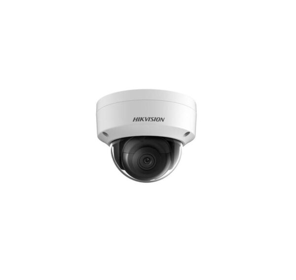 """Camera supraveghere Hikvision IP domeDS-2CD2185FWD-I(2.8mm);8MP;1/2.5″Progressive Scan CMOS;H.265+/H.265/H.264+/H.264/MJPEG;Color: 0.01lux@(F1.2, AGC ON), 0 luxwith IR; """"DS-2CD2185FWD-I2.8"""""""