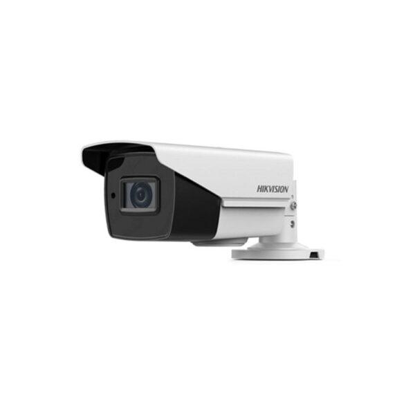 "Camera de supraveghere Turbo HD Bullet, DS-2CE16H0T-IT3ZF(2.7-13.5mm); Motorized Vari-focal Lens: 2.7-13.5mm; 5MP; EXIR, 40m IR, Outdoor EXIR, ICR, 0.01 Lux/F1.2, 12 VDC, Smart IR, DNR, OSD Menu (Up the Coax), IP67. ""DS-2CE16H0T-IT3ZF"""