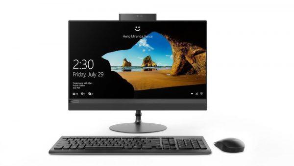 "Lenovo ideacentre AIO 520-22ICB 21.5″ FHD (1920×1080) IPS 10-point Multi-touch, Intel i5-8400T, Intel UHD Graphics 630, 4GB DDR4, 1TB 7200rpm, DVDxxxxRW, Free DOS ""F0DT0027RI"""