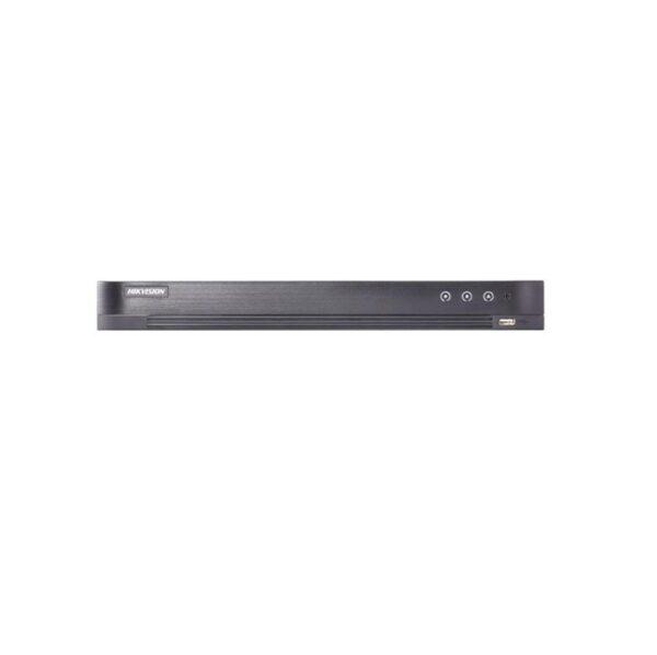 """DVR HIKVISION, 4 canale, Rackabil, capacitate max 10 TB de fiecare HDD, porturi RCA   Retea RJ45   USB 2.0   BNC, """"IDS-7204HQHI-K1/2S"""""""