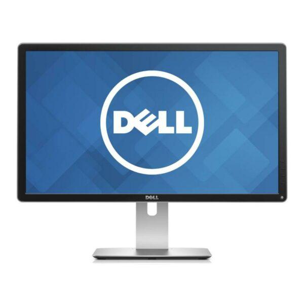 "MONITOR DELL 23.8″, grafica, IPS, 4K UHD (3840 x 2160), Wide, 300 cd/mp, 8 ms, HDMI, DisplayPort x 2, mini-DisplayPort, ""P2415Q"" (include TV 5 lei)"