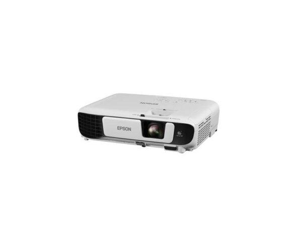 "PROIECTOR EPSON EB-W42, lampa UHE, 3600 lumeni, rezolutie WXGA (1280 x 800), contrast 14.000 : 1, VGA, HDMI x 2, WiFi, USB 2.0, USB 2.0 Mini-B, , boxe, ""V11H845040"""