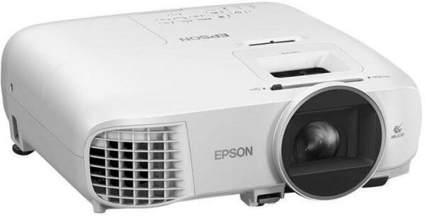 "PROIECTOR EPSON EH-TW5400, lampa UHE, 2500 lumeni, rezolutie Full HD (1920 x 1080), contrast 30.000 : 1, VGA, HDMI x 2, MHL, USB 2.0, USB 2.0 Mini-B, mini-jack,boxe, ""V11H850040"""