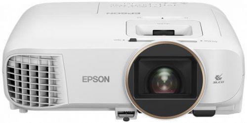 "PROIECTOR EPSON EH-TW5650, lampa UHE, 2500 lumeni, rezolutie Full HD (1920 x 1080), contrast 60.000 : 1, VGA, HDMI x 2, WiFi, USB 2.0, USB 2.0 Mini-B, mini-jack,boxe, ""V11H852040"""