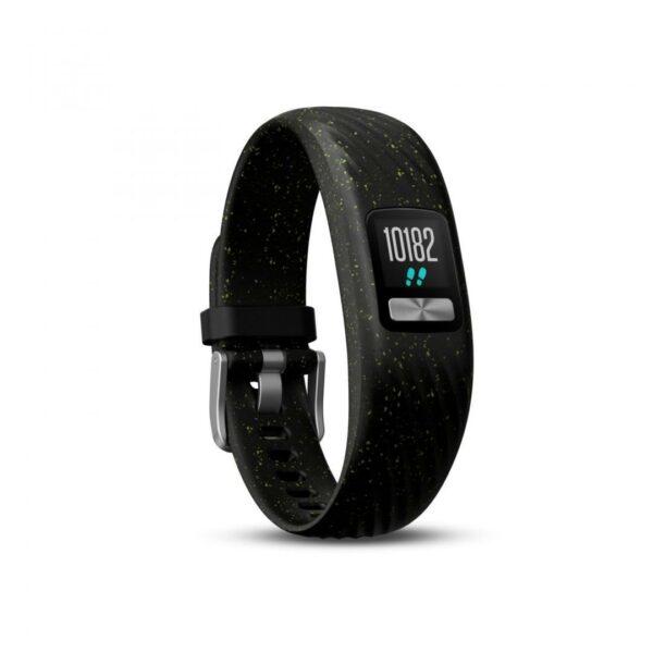 """BRATARA electronica fitness GARMIN Vivofit 4 S/M, afisaj digital LCD pentru ora si data, numarul de pasi efectuati, distanta parcursa, caloriile consumate, obiectivul zilnic de atins """"010-01847-12"""""""