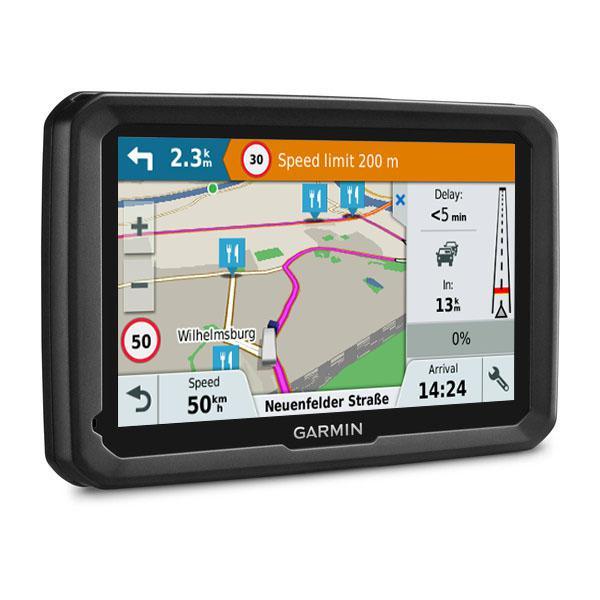 "GPS GARMIN, ecran 5 inch, bluetooth, WiFi, harta Europa inclusa, actualizare pe viata, ""010-01858-13"""