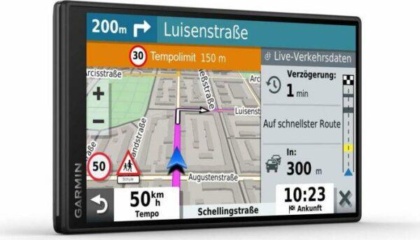 "GPS GARMIN, ecran 5.5 inch, bluetooth, WiFi, harta Europa inclusa, actualizare pe viata, ""010-02037-12"""