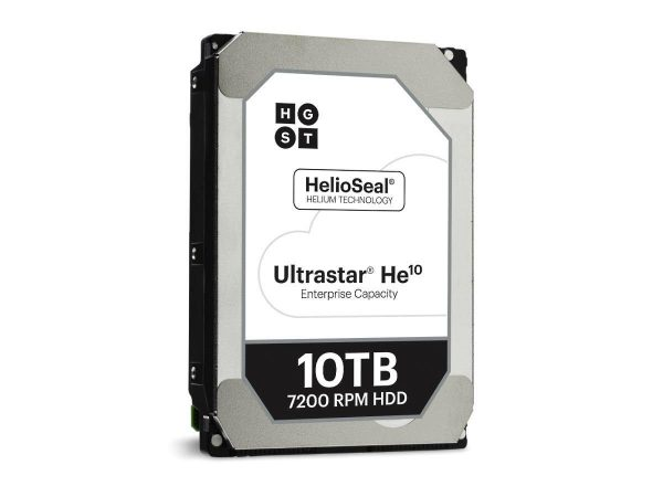 "HDD intern WD ULTRASTAR, DC HC510, 10TB, 3.5″, 7200rpm, SATA3, 256MB, Model: HUH721010ALE604 (WD101KRYZ Replacement) ""0F27606"""