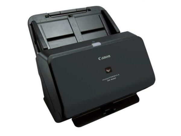 "SCANNER CANON DRM260, Sheetfed dimensiune A4, Viteza de scanare: Alb- negru:, 60 ppm/120 ipm, Color:, 60 ppm/120 ,Senzor CMOS CIS cu 1 linie, Sursa de lumina LED RGB, Rezolutie optica 600 dpi, USB 3.1 ""2405C003AA"""