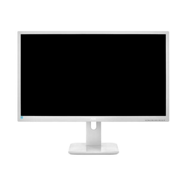 "MONITOR AOC 27″, home, office, IPS, Full HD (1920 x 1080), Wide, 250 cd/mp, 5 ms, VGA, DVI, HDMI, DisplayPort, ""27P1/GR"" (include TV 5 lei)"