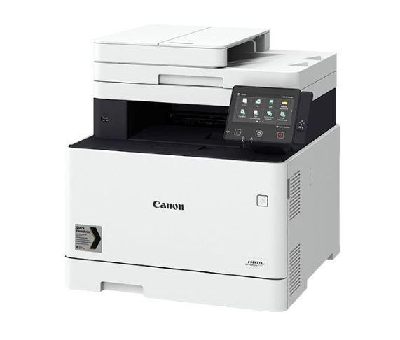 "Multifunctional Laser Color Canon MF744CDW, A4, Functii: Impr.|Scan.|Cop.|Fax, Viteza de Printare Monocrom: 27ppm, Viteza de printare color: 27ppm, Conectivitate:USB|Ret|WiFi, Duplex:Da, ADF:DADF(incl.TV 30RON) ""3101C010AA"""
