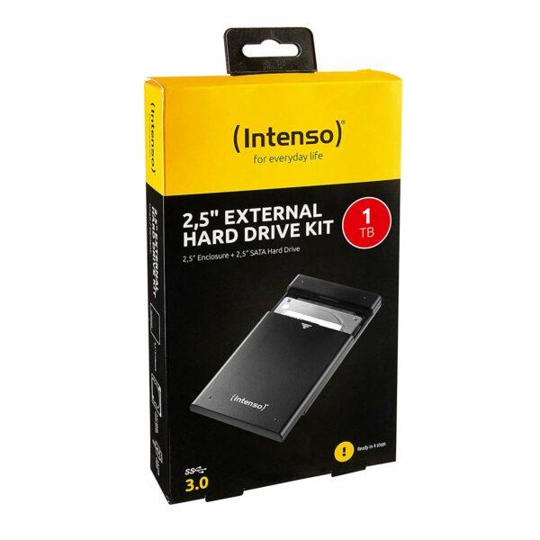 """HDD extern INTENSO 1 TB, , 2.5 inch, USB 3.0, negru, """"6020560"""""""