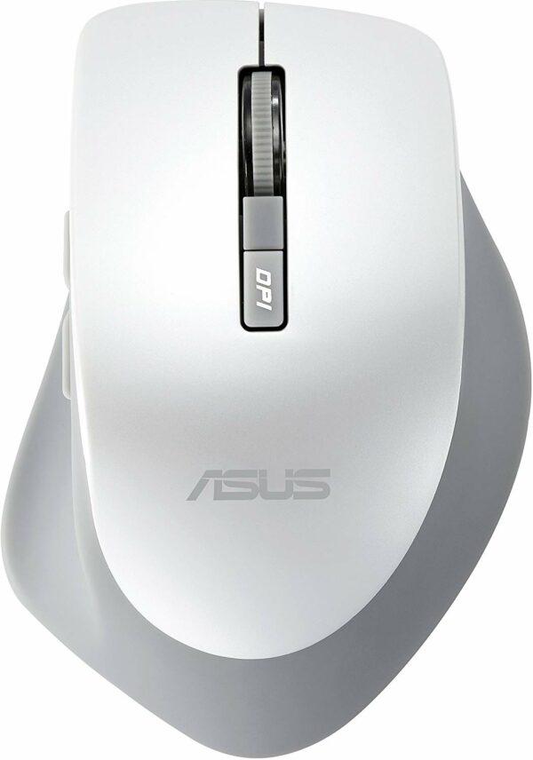 "MOUSE Asus, ""WT425"", PC sau NB, wireless, 2.4GHz, optic, 1600 dpi, butoane/scroll 6/1, , alb, ""90XB0280-BMU010"" (include TV 0.15 lei)"
