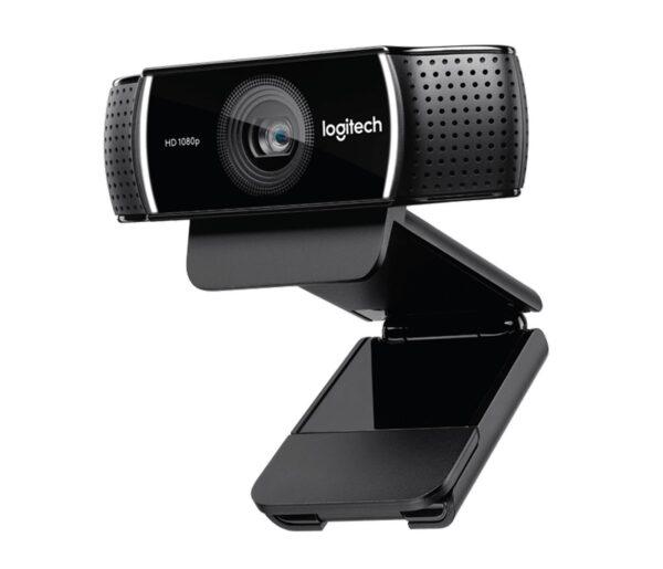 "CAMERA web LOGITECH Webcam C922, Full HD rez 1920 x 1080, USB 2.0, microfon, negru, ""960-001088"" (include TV 0.15 lei)"