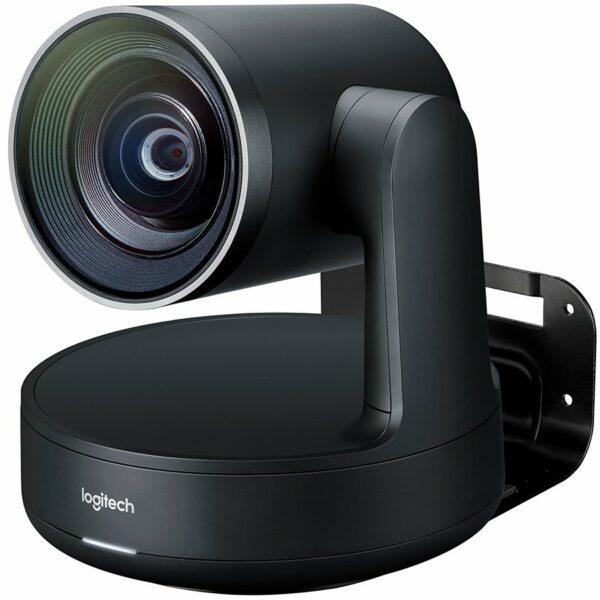 "LOGITECH Rally Ultra-HD ConferenceCam – BLACK – USB – PLUGC – EMEA – DUAL SPEAKER EU ""960-001224"""