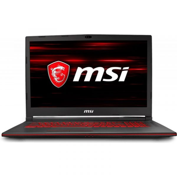 "Laptop MSI GL73 8RC-292XRO, 17.3″ FHD (1920*1080), Anti-Glare , Coffeelake Intel Core i7-8750H, video nVidia GeForce GTX 1050 4GB GDDR5, RAM 8GB DDR4 2666MHz (1x8GB), 2 slots, up to 32GB, HDD 1TB (SATA) 7200rpm, NO ODD, DOS ""9S7-17C612-292"""