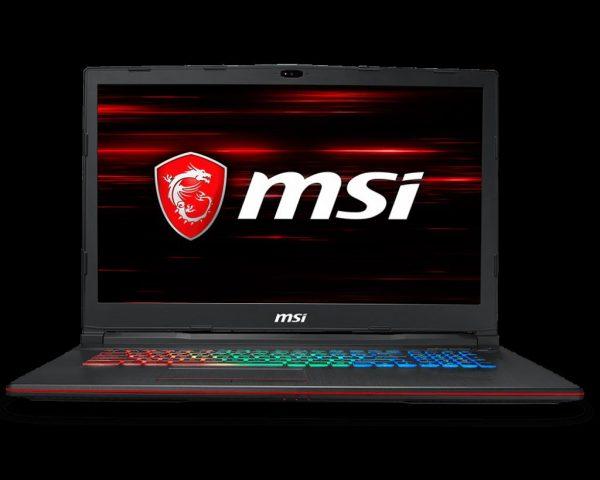 """Laptop MSI GP73 Leopard 8RE-203XRO, 17.3″ FHD (1920*1080), Intel Core i7-8750H, video nVidia GeForce GTX 1060 6GB GDDR5, RAM 8GB DDR4 2666MHz (1x8GB), up to 32GB, SSD 128GB + 1TB (SATA) 7mm, NO ODD, DOS """"9S7-17C522-203"""""""
