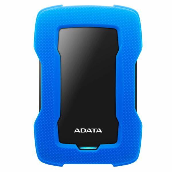 """HDD ADATA EXTERN 2.5″ USB 3.1 1TB HD330 Blue, """"AHD330-1TU31-CBL"""""""