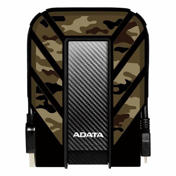 "HDD extern ADATA 1 TB, HD710MP, 2.5 inch, USB 3.0, camuflaj, ""AHD710MP-1TU31-CCF"" (include TV 0.75 lei)"