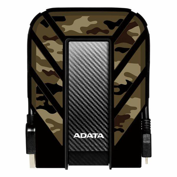 "HDD ADATA EXTERN 2.5″ USB 3.1 2TB HD710M Camo ""AHD710MP-2TU31-CCF"" (include TV 0.15 lei)"