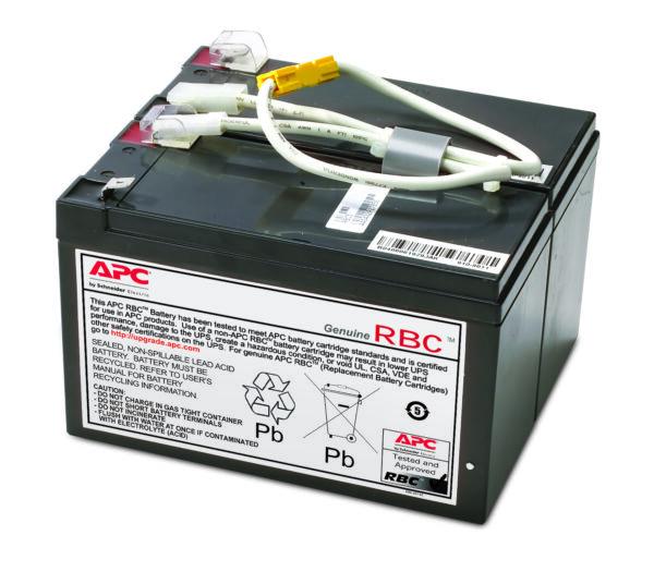 "Acumulator APC pentru BR1200LCDI, BR1300LCD, BR1500LCD, BR1500LCDI ""APCRBC109"""