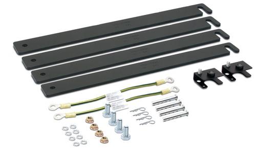 "Cable Ladder Attachment Kit, Power Cable Troughs ""AR8166ABLK"""