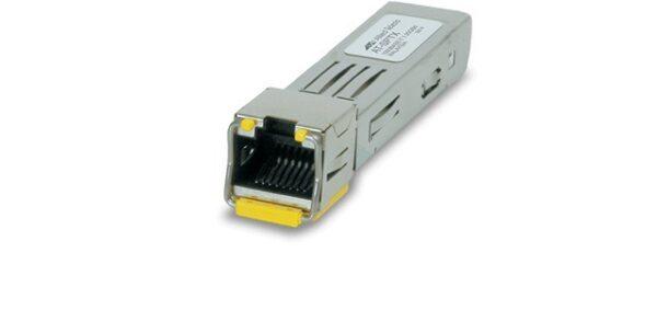 "Modul Allied Telesis transceiver SFP 1 port RJ45 100m, hot-swap ""AT-SPTX"""