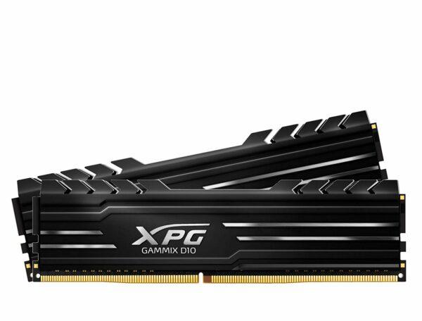"""Memorii ADATA gaming DDR4 8 GB, frecventa 2400 MHz, 1 modul, radiator, """"AX4U240038G16-SBG"""""""