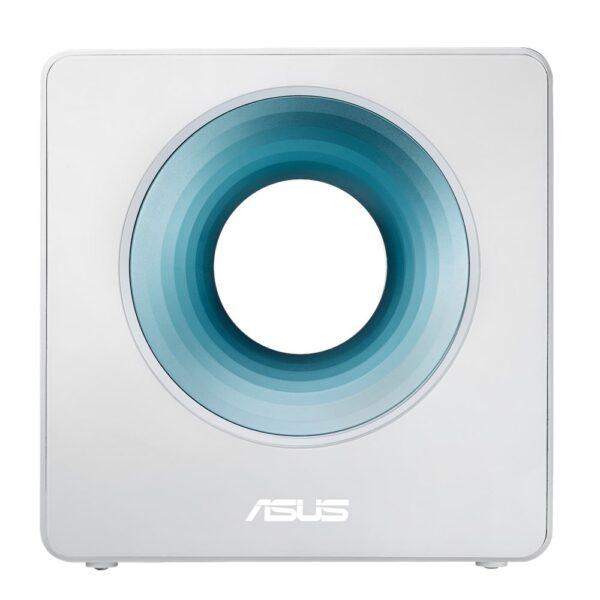 "ROUTER ASUS wireless, 2600 Mbps, porturi Gigabit x 4, antena interna x 4, AC2600, dual band, ""BLUE CAVE"""