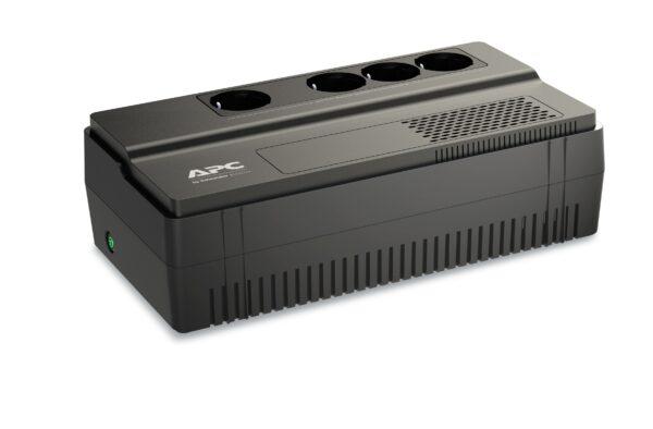 "UPS APC EASY UPS BV 650VA, OFFLINE, AVR, Schuko Outlet, 230V ,(4) Schuko CEE 7 (Battery Backup),Line Interactive ""BV650I-GR"""