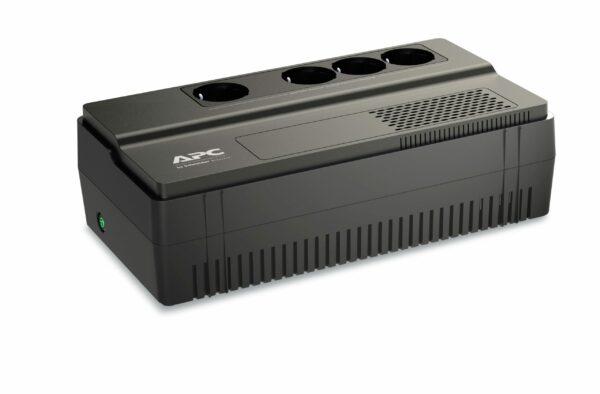 """UPS APC, """"EASY UPS BV"""", Online cu sinusoida simulata, brick, 650VA/375W, Schuko x 4, LED,""""BV650I-GR"""""""
