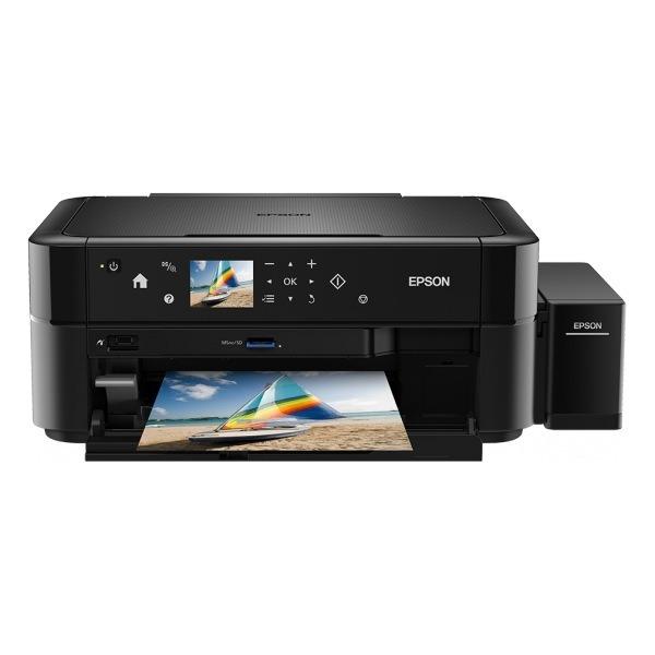"Imprimanta CISS Color Epson L810, A4, Functii: Impr., Viteza de Printare Monocrom: 37 ppm, Viteza de printare color: 38 ppm, Conectivitate:USB, Duplex:nu, ADF:Nu(incl.TV 21RON) ""C11CE32401"""