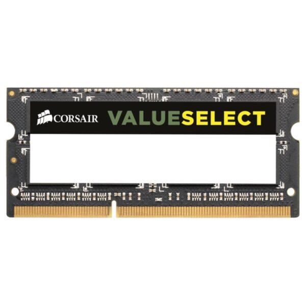 "Memorie RAM SODIMM Corsair 4GB (1x4GB), DDR3 1600MHz, CL11, 1.5V ""CMSO4GX3M1A1600C11"""