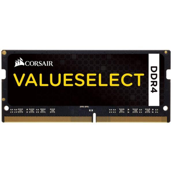 """SODIMM CORSAIR, 8 GB DDR4, 2133 MHz, CL15, """"CMSO8GX4M1A2133C15"""""""